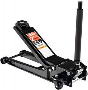 Arcan-XL20-Black-Low-Profile-Steel-Service-Jack-–-2-Ton-Floor-Jack-Capacity-293x300 Arcan XL20 Black Low Profile Steel Service Jack – 2 Ton Floor Jack Capacity