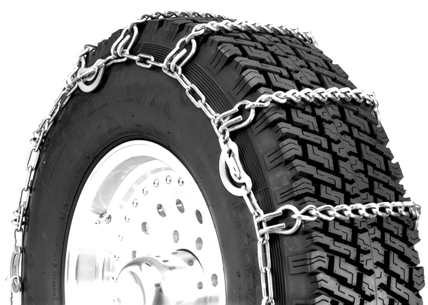 Tire-Chain-Security-Chain-ZT741 How to Buy Best Tire Chains