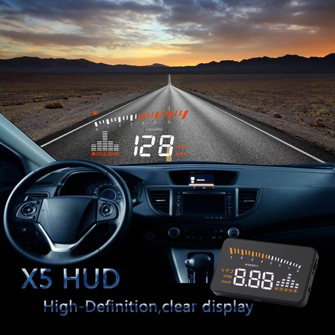 Acecar-Car-HUD-1-1 Top 9 Best Heads Up Display (HUD) for Cars in 2019