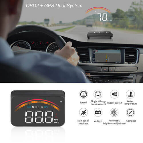 ACECAR-universal-car-hud-head-up-display-1 Top 9 Best Heads Up Display (HUD) for Cars in 2020