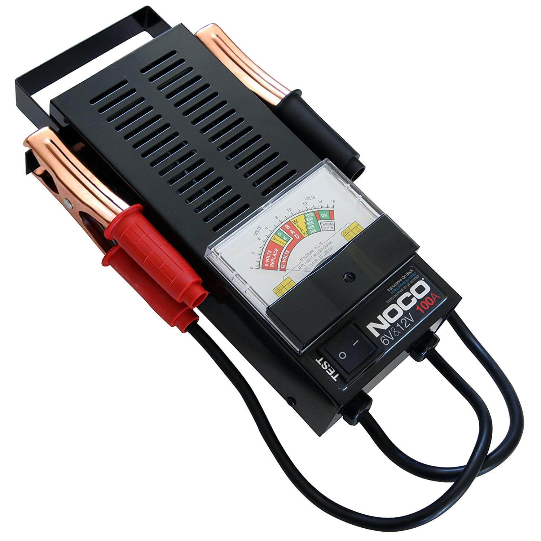 Schumacher-Battery-Tester- Top 9 Best Car Battery Tester Reviews