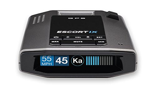 ESCOR-Laser-Radar-Detector TOP 9 Best Radar Detector Reviews in 2019