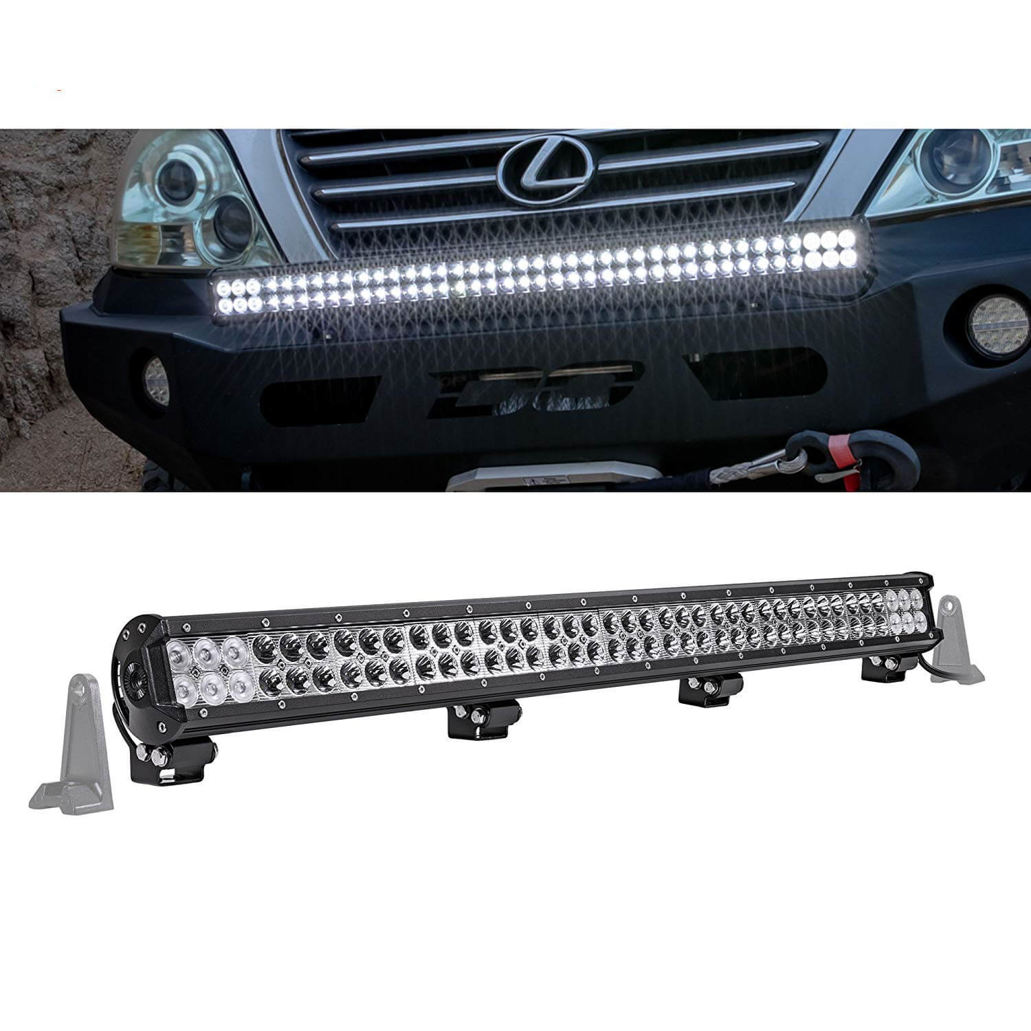 Nilight-LED-BAR Top 9 Best LED Light Bar Reviews in 2019