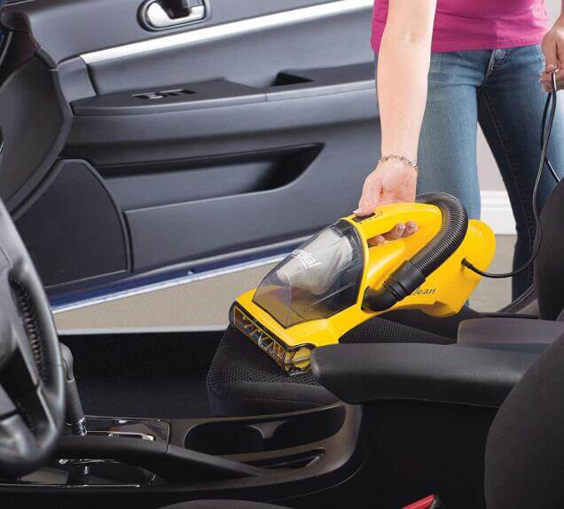 Best-car-vacuum-cleaner-Bissell Top 9 Best Car Vacuum Cleaners in 2020