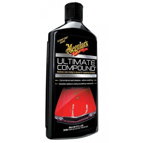 Meguiars-G17216-Ultimate-Compound TOP 10 Best Car Scratch Removers in 2020
