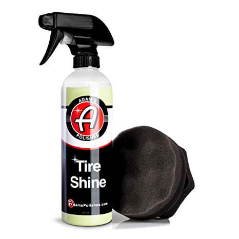 TriNova-Tire-Shine-Spray-No-Wipe-Automotive TOP 9 Best Tire Shine Reviews&Buying Guide
