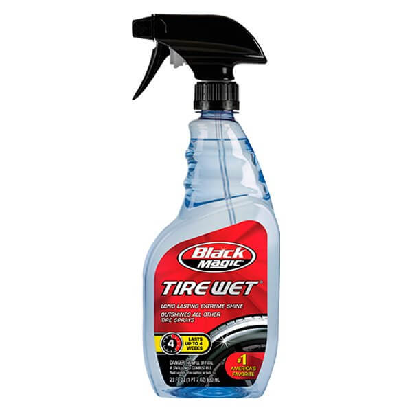TriNova-Tire-Shine-Spray-No-Wipe-Automotive TOP 9 Best Tire Shine Reviews&Buying Guide