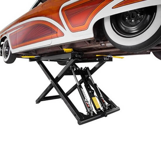 Triumph-NT-9-9000Lbs-Two-Post-Floor-Plate-Lift 9 Best Car Lifts For Home Garage in 2021