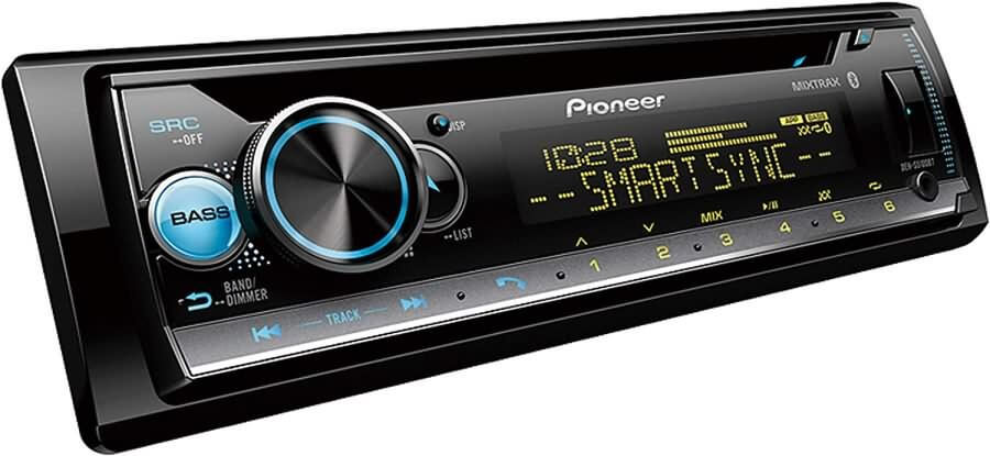 Boss-Audio-BV9358B-Car-DVD-Player Top10 Best Car Stereo Reviews in 2021