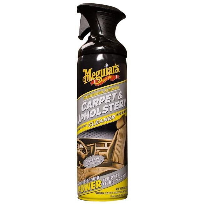 Meguiars-VinylRubber-Cleaner-and-Protectant Best Car Interior Cleaner Reviews in 2020