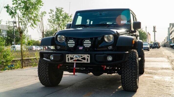 IMG_300320200905-091543 2019 Jeep Wrangler Rubicon Modification