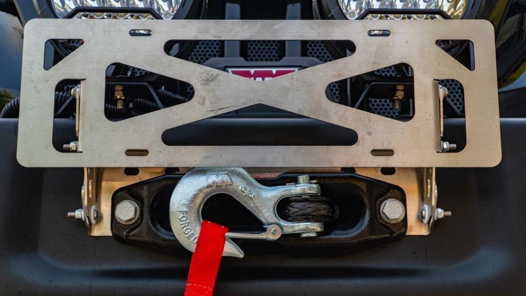 Jeep Wrangler Rubicon Modification
