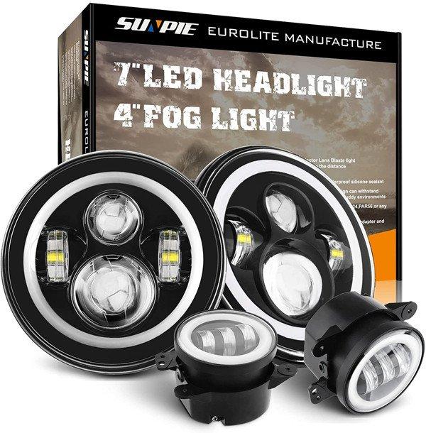 1 9 Best Jeep Wrangler LED Headlights